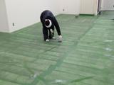学校設備室 防塵塗装工事