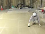 ビル設備室 防塵塗装工事